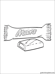 Mars Kleurplaten Gratis Kleurplaten