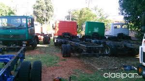 Più di 4 annunci di camion e autocarri disponibili. Camiones Mercedes Benz 1217 1317 Financiacion Propia 828278 Clasipar Com En Paraguay