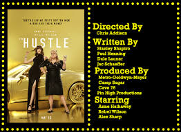 The hustle is your first cup of coffee after staying up till 5 in the morning listening to dr. The Hustle 2019 Don T Do It Movie Meister Reviews