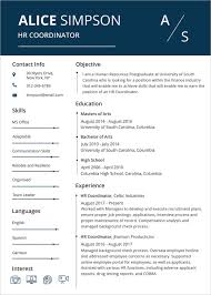 Resume Template Free Word Adorable 28 Modern Resume Templates PDF DOC PSD Free Premium Templates