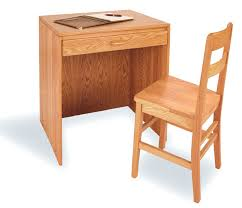 the 36 wide desk features a center drawer and the 42 wide desk features two drawers and two