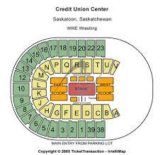 Saskatoon Rush Seating Chart Credit Union Centre Place Tickets And Credit Union Centre