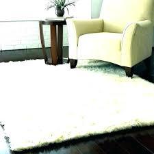white fur area rug white fur area rug bedroom furry rugs for fantastic fancy faux sheepskin