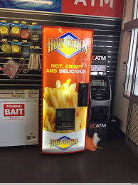 Hot Chip Vending Machine Locations