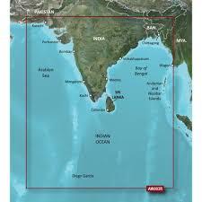 G2 Vision Chart Garmin Bluechart G2 Vision Hd Vaw003r Indian Subcontinent Microsd Sd