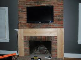 Awesome Easy Diy Fireplace Mantel 67 In Best Interior with Easy Diy Fireplace  Mantel