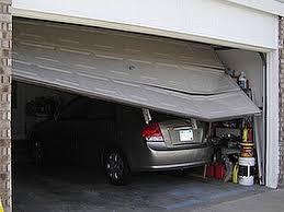broken garage doorGarage Doors Repair  Phoenix Garage Door Services