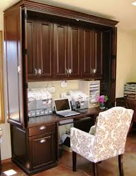 home office solution. Small-space-office-solution-home-office-custom-cabniets- Home Office Solution