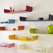 Tessera-Curved-Floating-Wall-Shelf-for-Kids-Storage-