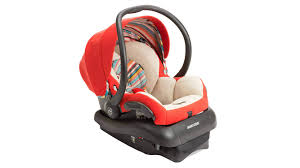 most car seats come in various shades of black or grey maxi cosi breaks the mold its ap range is available in bohemian blue bohemian red or red