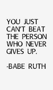 babe ruth quotes let s cross apply this quote to every sport  babe ruth quotes sayings