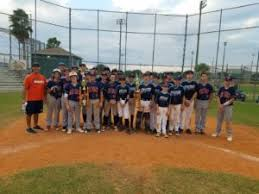 Florida Usssa Baseball The Best Play Here