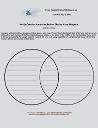 Printable Venn Diagram Graphic Organizer Blank Printable Venn Diagram With Lines Download Them Or Print