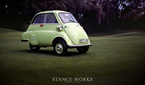 Coupe Series 3 wheel car bmw : The BMW Isetta Moto Coupe - Born in Italy, Raised in Germany ...