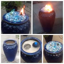 Backyard Torch