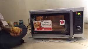 cooking in microwave convection oven. Fine Oven How To Use LG Microwave Convection 2 Demo Throughout Cooking In Oven N