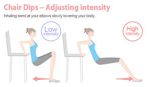 adjusting the intensity of your workout without weights