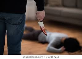 Image result for IMAGE OF A MURDER CRIME