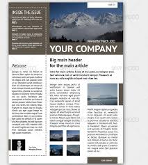 newsletter template for pages 35 best newsletter templates tutorial zone