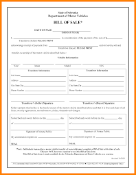 bill of sale 10 bill of sale form for car janitor resume