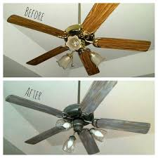 fan globes. so impressed with my $25 ceiling fan makeover!! new seeded glass globes /bulbs d