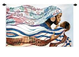 african tapestry wall hangings loving embrace mother and baby tapestry wall hanging x black art tapestry wall hangings on black art tapestry wall hangings with african tapestry wall hangings loving embrace mother and baby