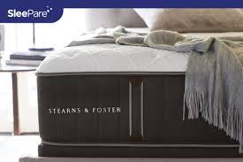 Stearns and foster logo Kirkland Stearns Foster Lux Estate Mattress Art Van Stearns Foster Lux Estate Mattress Sleepare Reviews