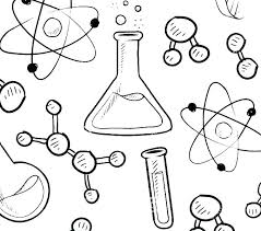 Chemistry Coloring Page Science Coloring Pages Chemistry Chemistry