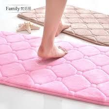 pink bathroom rug sets memory foam bath rugs beautiful with mats mat light set pink bathroom rug