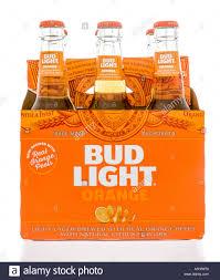Bud Light Orange Cooler Bud Light Beer Stock Photos Bud Light Beer Stock Images