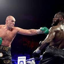 Tyson Fury vs Deontay Wilder 3: UK ...
