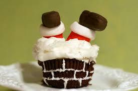 creative christmas cupcakes. Perfect Christmas Source Pinterest And Creative Christmas Cupcakes FamilyHolidaynet