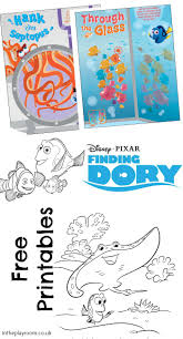 Search through 51968 colorings, dot to dots, tutorials and silhouettes. Finding Dory Colouring Pages And Activity Sheet Printables In The Playroom