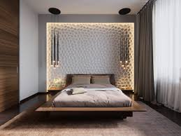 small bedroom lighting ideas. Cool Bedroom Lighting Ideas Awesome Contemporary Small Design And Honey Comb Headboard With Built In Reading Lights Also G