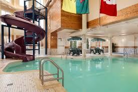 indoor pool with waterslide. Days Inn - Saskatoon: Indoor Pool And Waterslide With