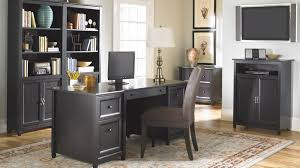 home office furniture collection. Edge Water - Estate Black Home Office Furniture Collection T