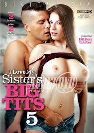 I Love My Sisters Big Tits 5 DVD Digital Sin