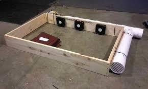 wooden pet bed plans designs