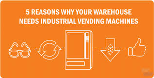 Inventory Vending Machine Stunning 48 Reasons Why You Need Industrial Vending Machines