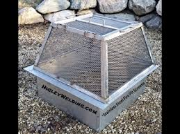 wonderful spark arrestor fire pit lovely screen with lift off top grill insert you fireplace outdoor
