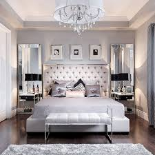hang floor length mirrors up high for exaggeration