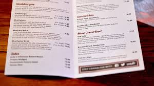 Make A Menu For A Restaurant How To Create Impactful Restaurant Menus Deluxe Small