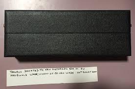 Ceremonial object, Unknown et al, Commemorative Trowel in Presentation Box,  1971, 1982