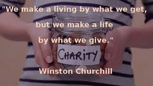 Charity Quotes Custom Best Charity Quotes For Fundraising With Images Care Foundation