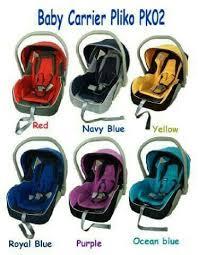 pliko car seat pk 02b baby