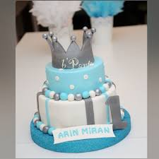 Baby Boy Cake First Birthday Cake Regalia Cake Prince Cake