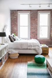 Best 25+ Exposed brick bedroom ideas on Pinterest | Animal skin ...