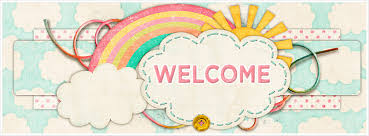 Image result for welcome to my page banner