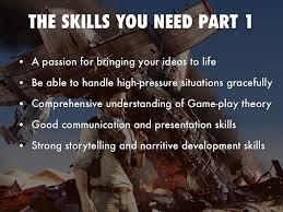 Game Designer Skills Video Game Designer By Nole Novellino