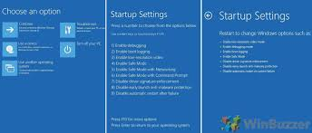 Advanced Options Windows 10 Windows 10 Pro Tip Five Ways To Load The Advanced Startup Options